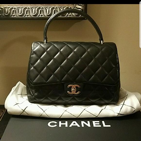 CHANEL Handbags - Chanel Kelly bag-original listing 2d756727bbdec